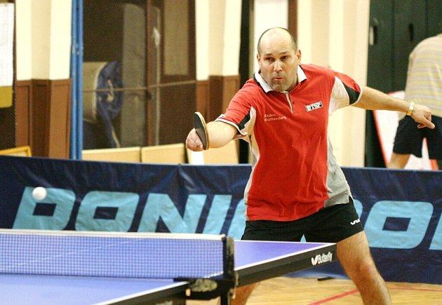 Karvinští stolní tenisté se stěhují do Stonavy. Jednička družstva Oliver Škopec tým opouští.