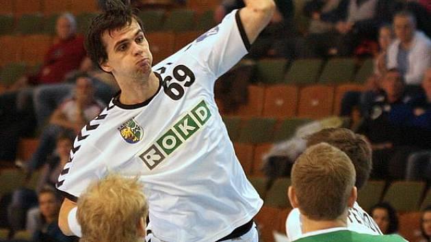 Nejlepším střelcem Baníku na Dukle byl Krzysztof Lyźwa. Opět.