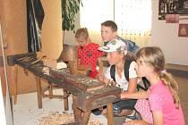 Děti z Havířova tráví volné dny na příměstském táboře, navštívily výstavu řemesel