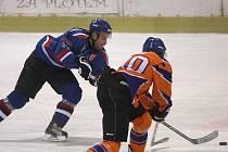 Orlovští hokejisté vyšli v Břeclavi naprázdno.
