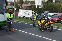 Rekonstrukce tragické dopravní nehody