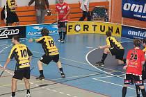 Florbalisté Torpeda živí naději na play off. Rozhodne se v sobotu proti Bohemians.