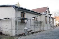 Opravovaný domov důchodců
