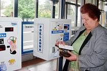 Nové automaty v havířovské nemocnici