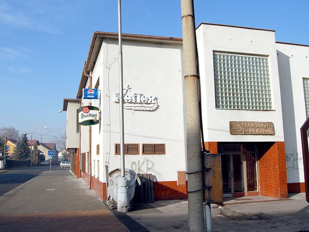 Bývalá kinokavárna Reflex