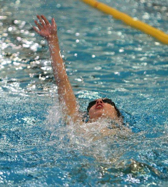 Karviná hostila závody nejvyšší soutěže pro jedenáctileté žactvo v plavání. Neztratili se ani členové pořádajícího klubu Kosatky Karviná.