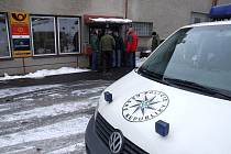Přepadení pošty v Horních Bludovicích