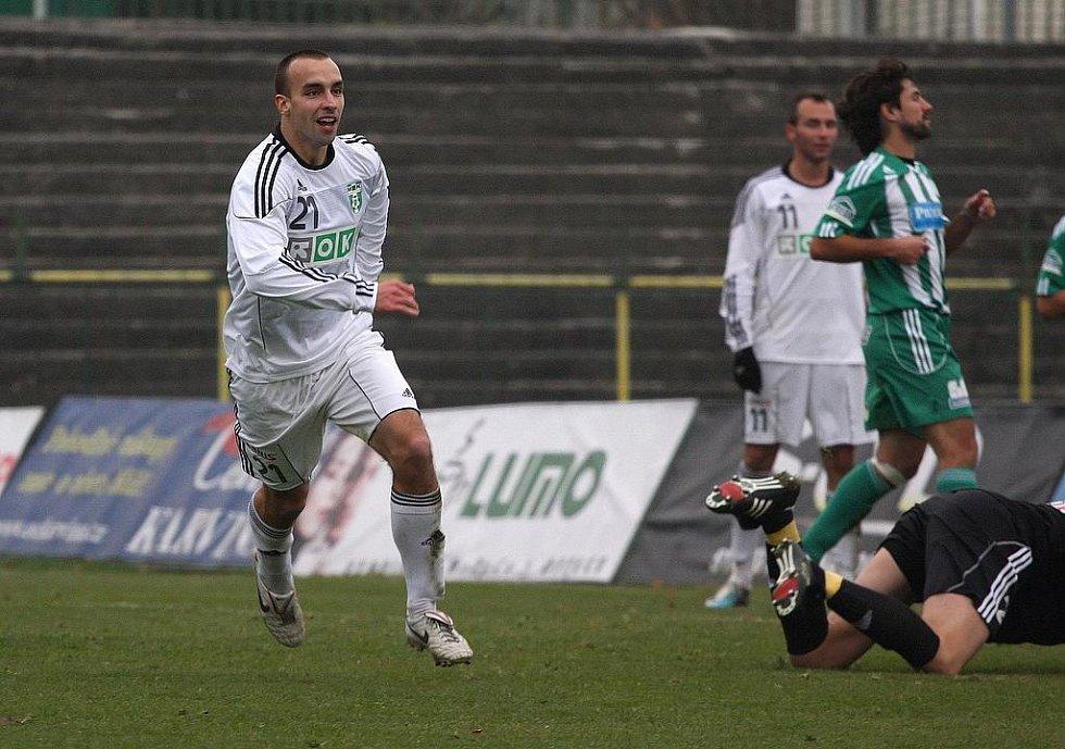 Gól Vladimíra Mišinského na 2:0.