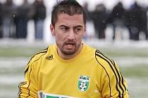 Admir Vladavić, reprezentant Bosny a Hercegoviny.