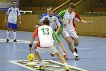 Karvinská futsalová liga pokračovala dalšími zápasy nižších soutěží.