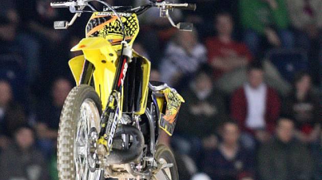 Freestyle motokros