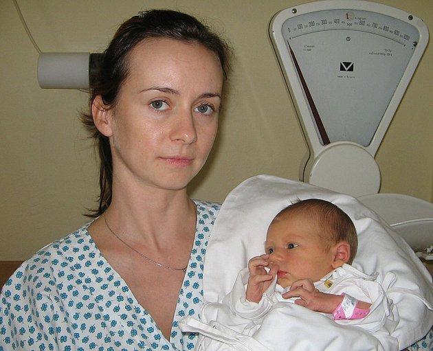 Hanička se narodila 8. června mamince Ingrid Pčolové z Karviné. Porodní váha Haničky byla 3030 g a míra 48 cm.