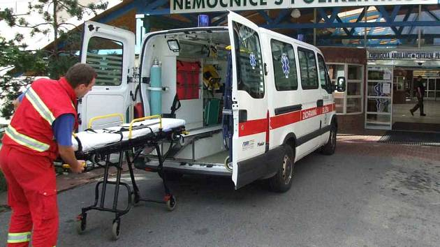 Záchranná služba. Ilustrační snímek