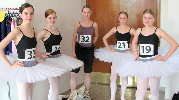 Baletky v Budapešti