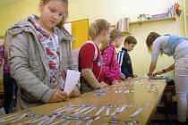 Školáci se seznamovali s Evropskou unií