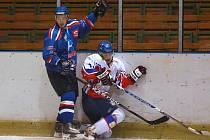 Orlovští hokejisté si poradili s Uherským Hradištěm.