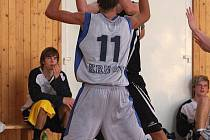Mladí basketbalisté Sokola se ve svých soutěžích činí.