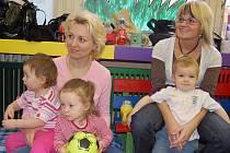 Orlovské maminky mohou se svými dětmi nově navštěvovat klub Bejbáček.