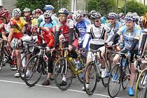 Zástupci šesti českých amatérských cyklistických lig budou o víkendu na silnici v okolí Frýdku-Místku bojovat o tituly mistrů republiky 2009.