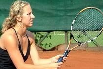 Tenisté Havířova jako nováček divize uspěli, když obsadili druhé místo. Zásluhu na tom měla i Kateřina Gřešová.