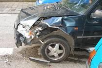 Takto dopadl kradený vůz