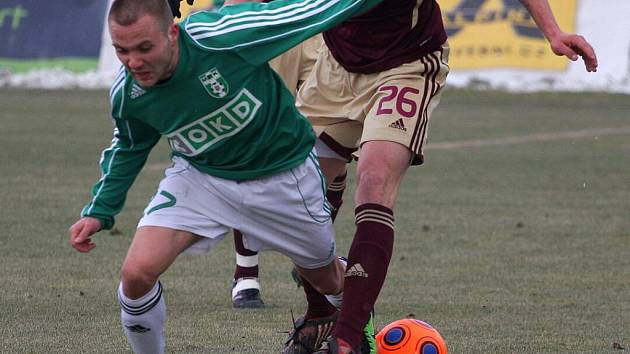 Srb Vlado Milosavljev je podle hlasování fanoušků nejlepším hráčem Karviné.