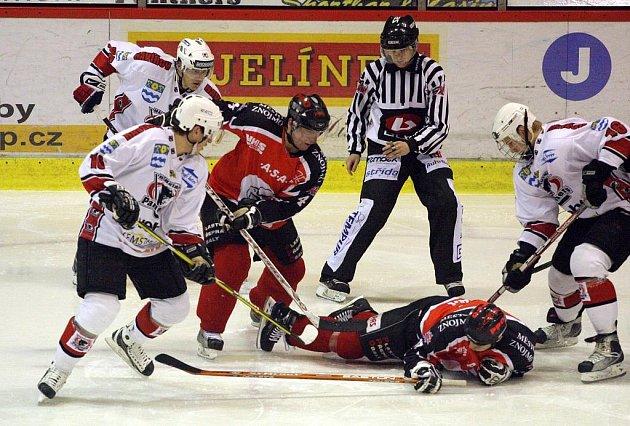 Havířovští hokejisté už nasbírali v I. lize šest proher v řadě.