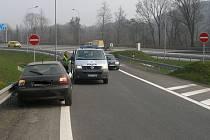 Vyšetřován dopravní nehody