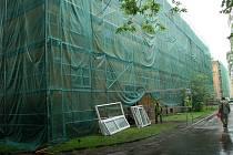 Oprava domů v majetku RPG