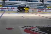 Zimní stadion. Ilustrační foto