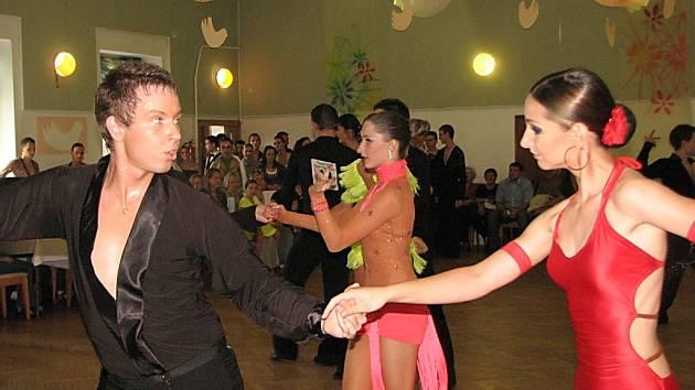 Taneční soutěž Havířovská gerbera