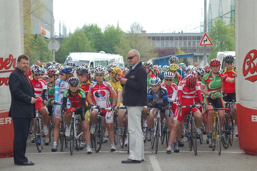 Gracia Orlová 2008 před startem