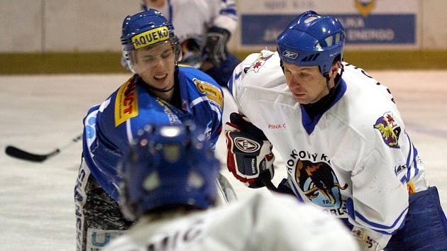 Hokejisté Orlové udolali doma dalšího soupeře a jsou v tabulce druzí.