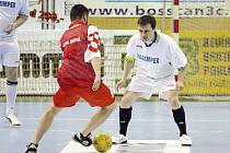 Futsalová liga se blíží konci letošní sezony.