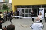Nová Sportovní hala v Žákovské ulici