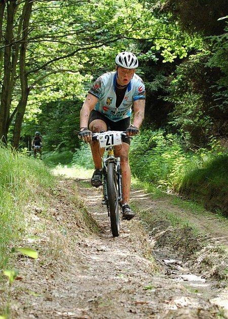 Cyklistická sezona končí v Bohumíně jízdou zručnosti.