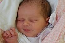 Tereza Pavlasová z Českého Těšína se narodil 24. března v Třinci. Měřila 51 cm a vážila 3420 g.