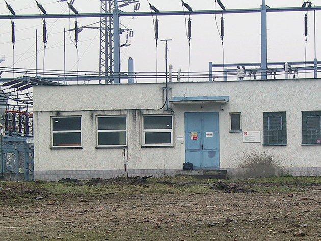 Rozvodna v Doubravě