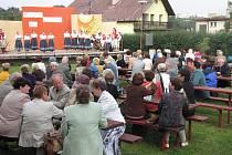 Babski festyn na zahradě PZKO v Bludovicích