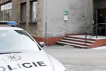 Policejní služebna v Petrovicích u Karviné