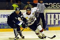 Hokejisté Havířova tvrdě stíhají vedoucí Karvinou v tabulce II. ligy.