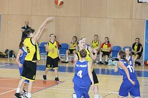 Mladé basketbalistky Havířova se zúčastnily mezinárodního turnaje v Belgii.