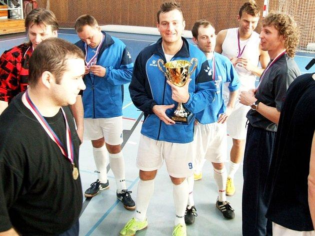 Loni se hráči Premia Havířov radovali z  premiérového titulu mistra České republiky. S obhajobou to budou mít hodně těžké.