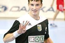 Marek Vančo se v létě dostal do kádru A mužstva.