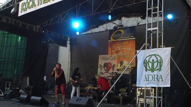 Minifestival Rocktherapy v Orlové, Vilém Čok a jeho Bypass