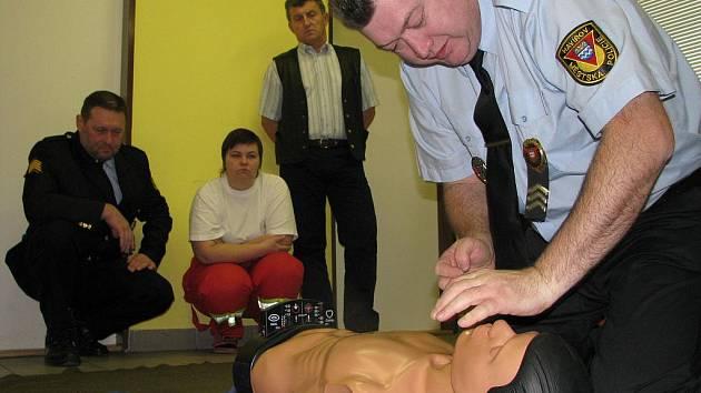 Havířovští strážníci se školili v poskytování první pomoci