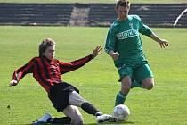 Mladí fotbalisté hráli další zápasy.