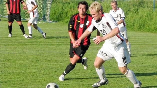 Havířovští fotbalisté se loučí s pohárovou soutěží už v 1. kole.