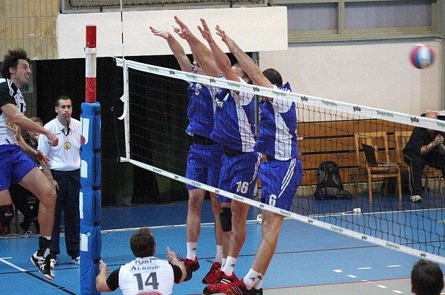 Volejbalisté Havířova si komplikují cestu do play off.