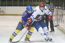 Orlovští hokejisté vyhráli ve Valašském Meziříčí a zítra mohou sérii ukončit!